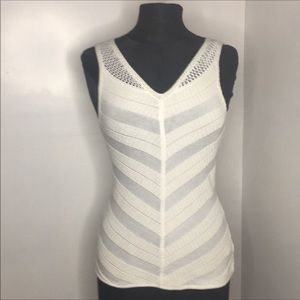Mouth by Anthropologie Raisa tank top